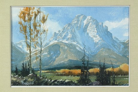 ROY KERSWILL (American b.1925)