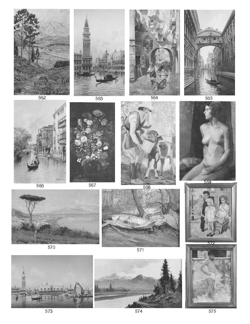 GIUSEPPE CHIAROLANZA (Italian 1868-1920)