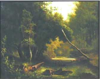 ANTON CASTELL (German 1810-1867)