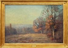 Curated Sale of Historic Indiana & Midwestern Paintings: 170402
