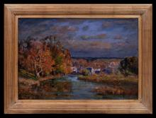 Third Annual Curated Sale of Historic Indiana Art