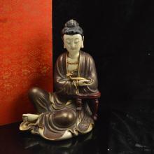 He Chao Song Marked Ru Yi Guan Yin Statue