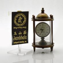 Vintage Omega Table Clock