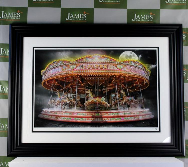 Award winning artist JJ Adams - Ltd edition