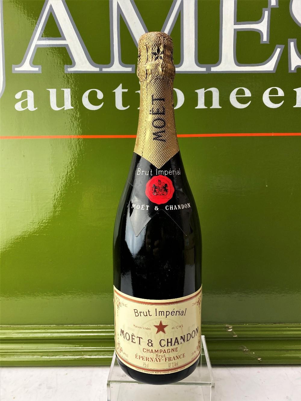 Moet Chandon Vintage Bottle of Champagne