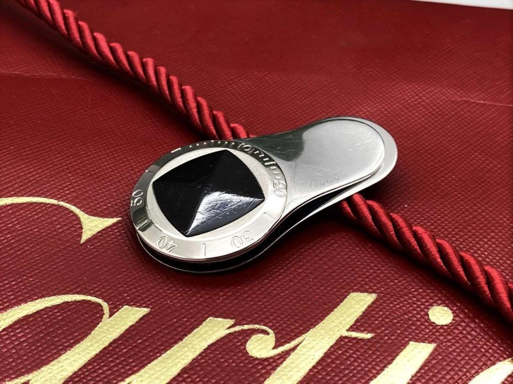 Cartier Paris Premium Edition Money Clip
