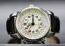 A gent's Cuervo Sobrinos Habana Historiador Semanal wrist watch-
