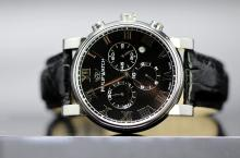 A gent's Phillip Watch chronograph wrist watch