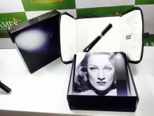 Mont Blanc Marlene Dietreich Ltd edition fountain pen in original packaging