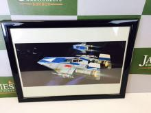 George Lucas Arts Star Wars Commissioned