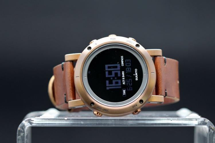Suunto Copper Ltd Edition sports watch, RRP £649, box & papers