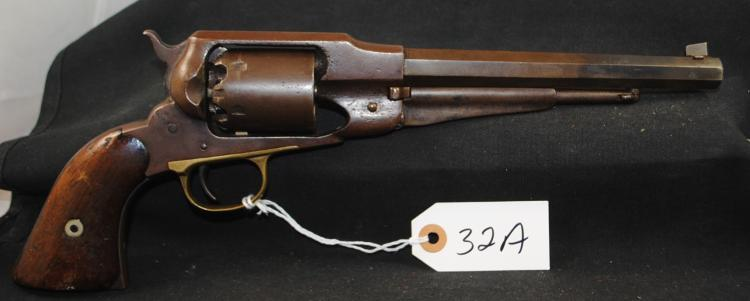 REMINGTON SMOOT .38 CAL REVOLVER - MILITARY  PROOF
