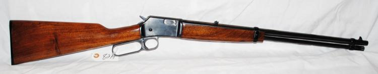 BROWNING BL22 GRADE 1 LEVER ACTION RIFLE - 20 INCH BARREL - .22 CAL - VERY GOOD BORE - LIGHT HANDLING MARKS - EXCELLENT CONDITION - SERIAL # 47B32133