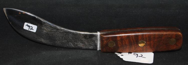 J RUSSEL - GREEN RIVER WORKS - SKINNER KNIFE