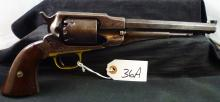 REMINGTON NEW MODEL ARMY REVOLVER - .44 CALIBER 6-SHOT REVOLVER WITH AN 8