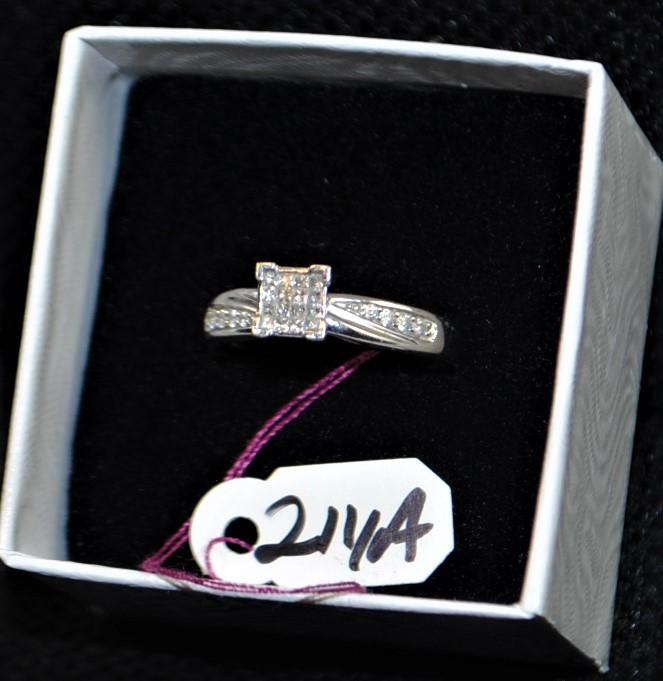 White Diamond Pav Ef Bf Bd