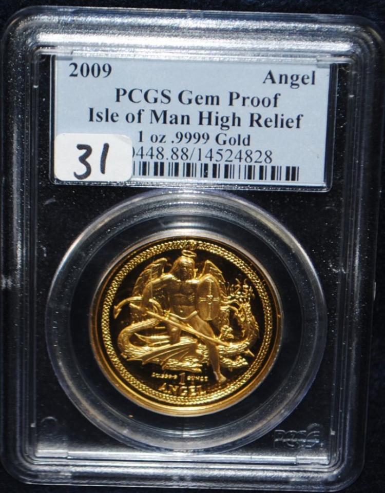 2009 ISLE OF MAN