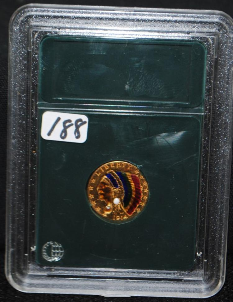 1914 $2 1/2