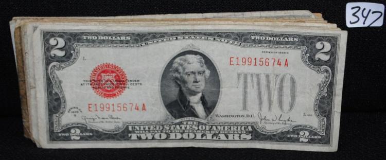 16 $2