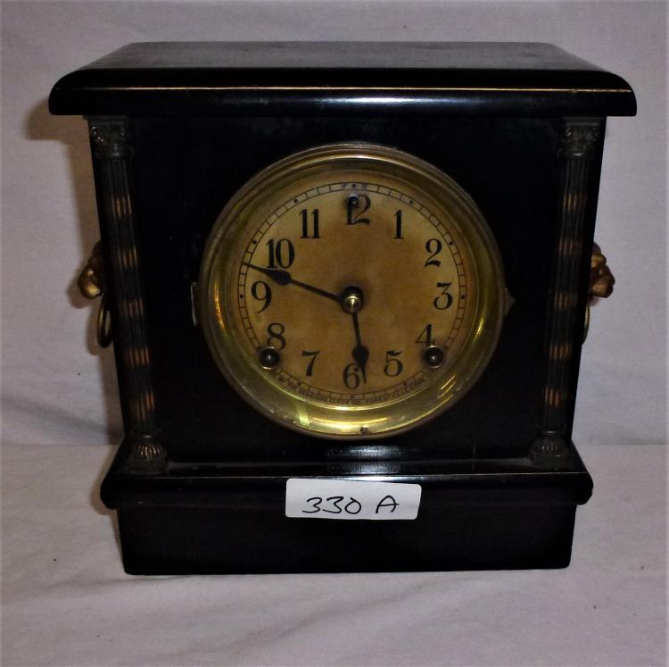 Vintage Mantle Clock 48