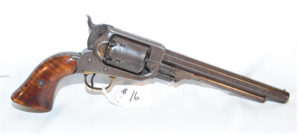Whitney Navy Model 36 Cal Revolver