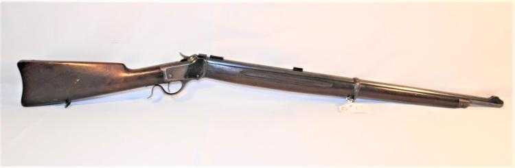 RARE WINCHESTER 1885 CHAMBERED 22 SLLR MUSKET