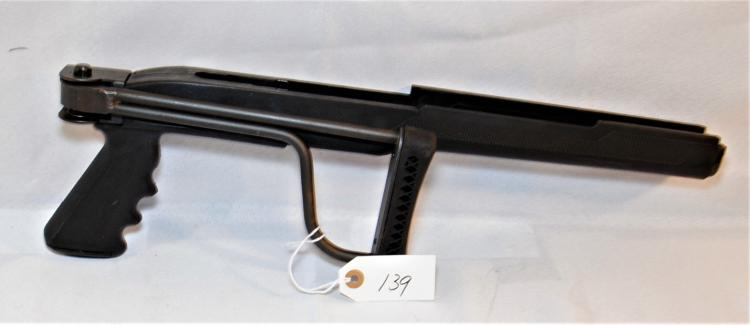 FOLDING STOCK FOR A RUGER MINI-14 RIFLE