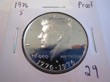 1976S Kennedy Half Dollar - Proof