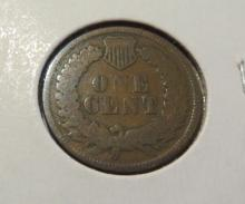 1865 Indian Head Penny - G