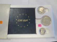 1976S US Silver Proof Set
