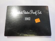 1982 US Proof Set