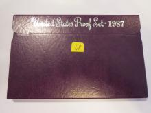 1987S US Proof Set