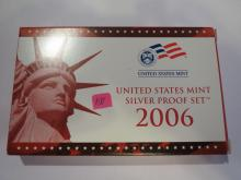 2006S US Silver Proof Set