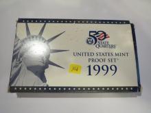 1999 US Proof Set