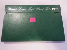 1998S US Proof Set
