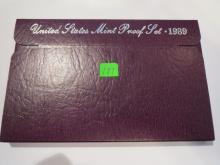 1989S US Proof Set