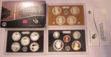 2014S US Silver Proof Set