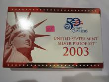 2003S U.S.