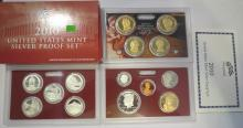 2010S US Silver Proof Set