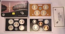 2013S US Silver Proof Set