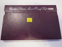 1990S US Proof Set