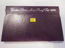 1992S US Proof Set