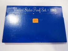 1983S US Proof Set