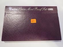 1991S US Proof Set