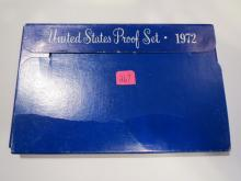 1972S US Proof Set