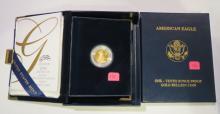 2006W American 1/10 oz Gold Eagle