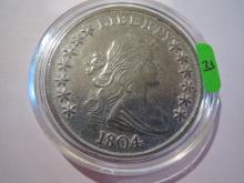 Draped Bust Dollar - Copy Coin