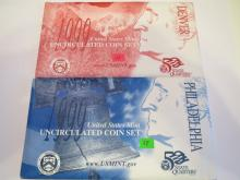 1999 P & D US Mint Set - UNC