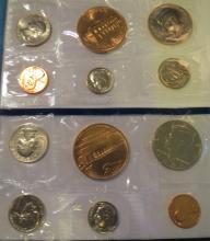 1983 P & D US Mint Souvenir Set - UNC