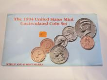 1994 P & D US Mint Set - UNC
